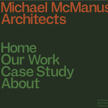 Michael McManus Architects website