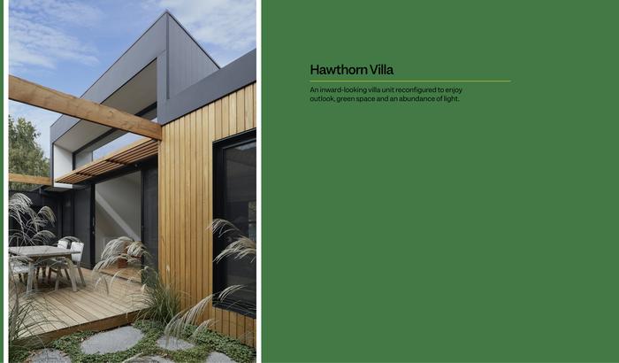 Michael McManus Architects website 3