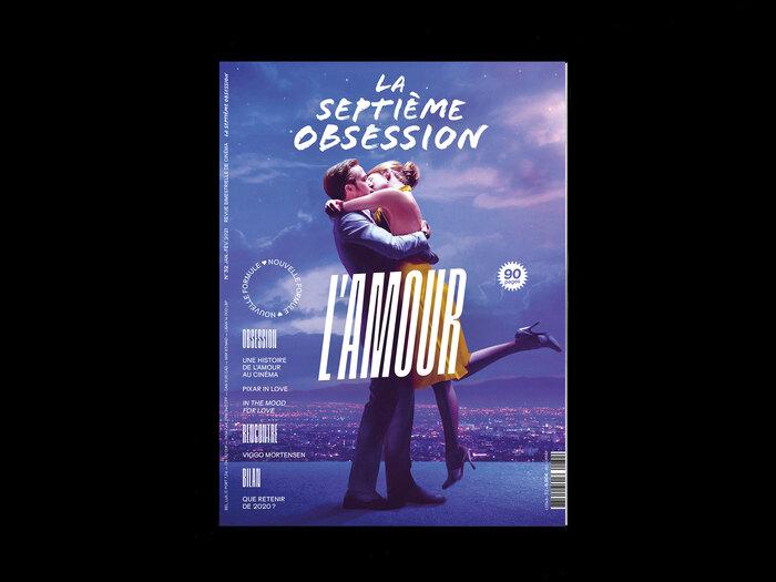 "La Septième Obsession, issue 32, ""Love"" 1"