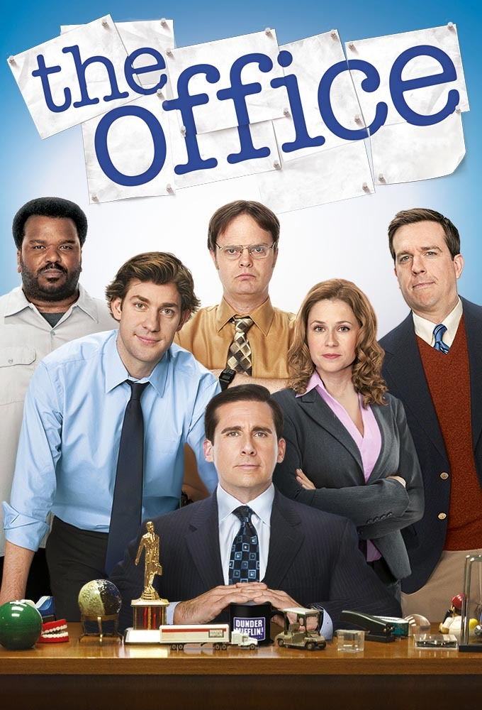 The Office (US) logo 2