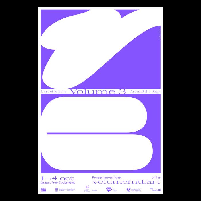 Volume 3 Montreal Book Fair 2020 1