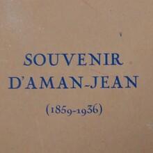 <cite>Souvenir d'Aman-Jean</cite>
