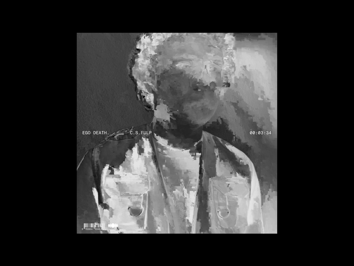 "C.S. Fulp – ""Ego Death"" single 2"
