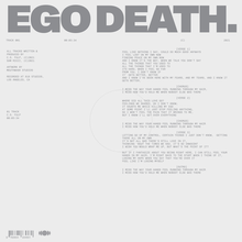 "C.S. Fulp – ""Ego Death"" single"