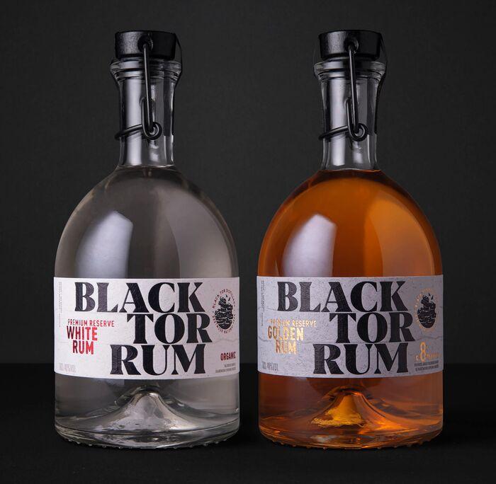 Black Tor Rum 1