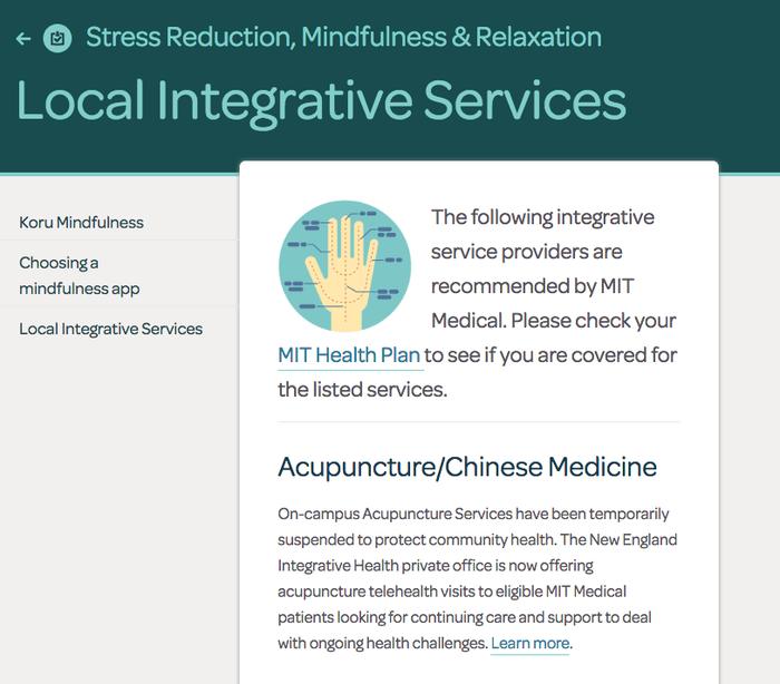 MIT Medical website 3