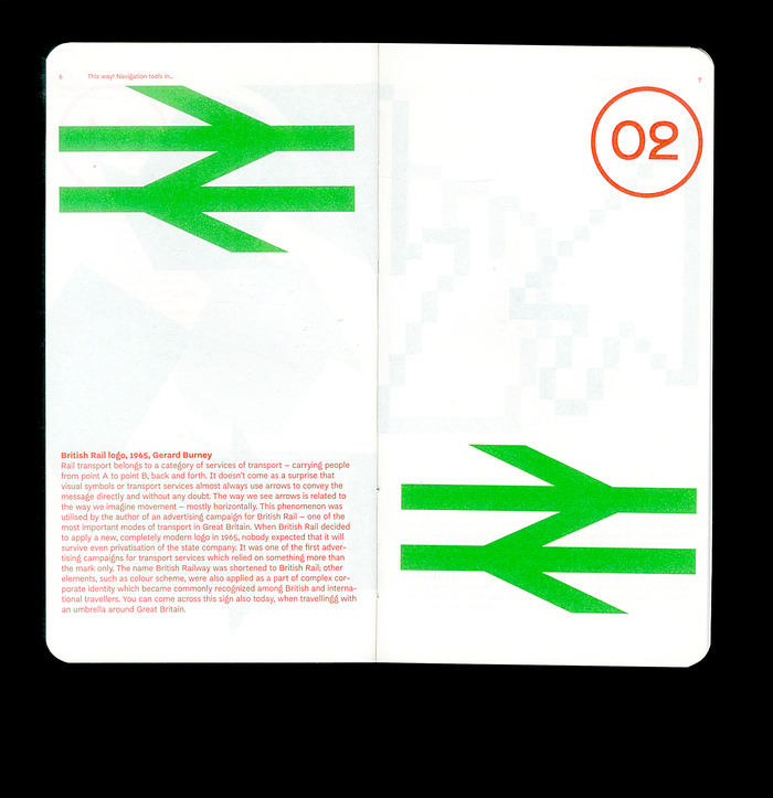 This Way! Navigation tools in visual communication exhibition guide 4