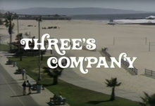 <cite>Three's Company</cite> TV intro