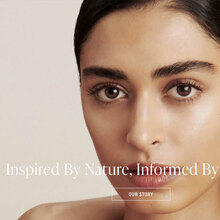 Ellus & Krue skincare website