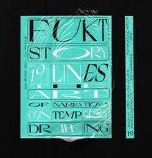 "<cite>Fukt</cite> magazine 19, ""The Storylines Issue"", Dec 2020"