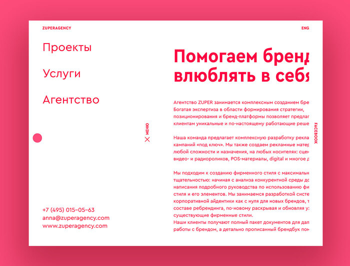 Zuperagency website 2