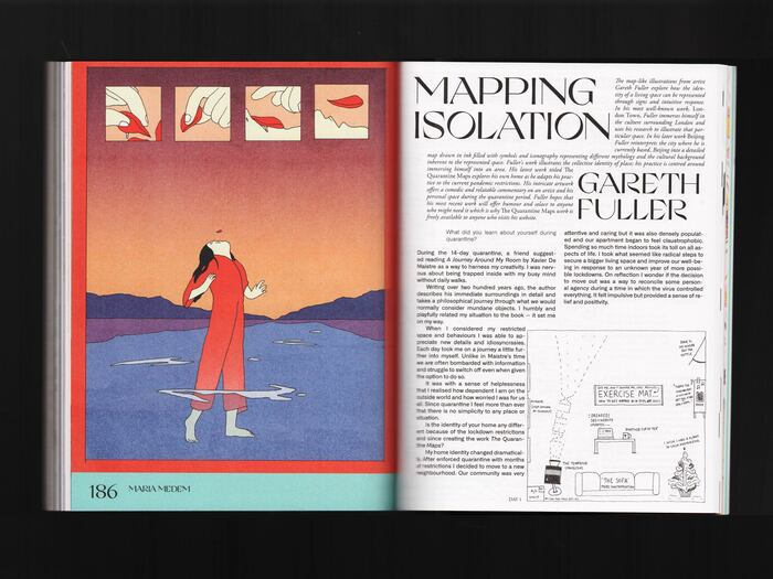 "Fukt magazine 19, ""The Storylines Issue"", Dec 2020 4"