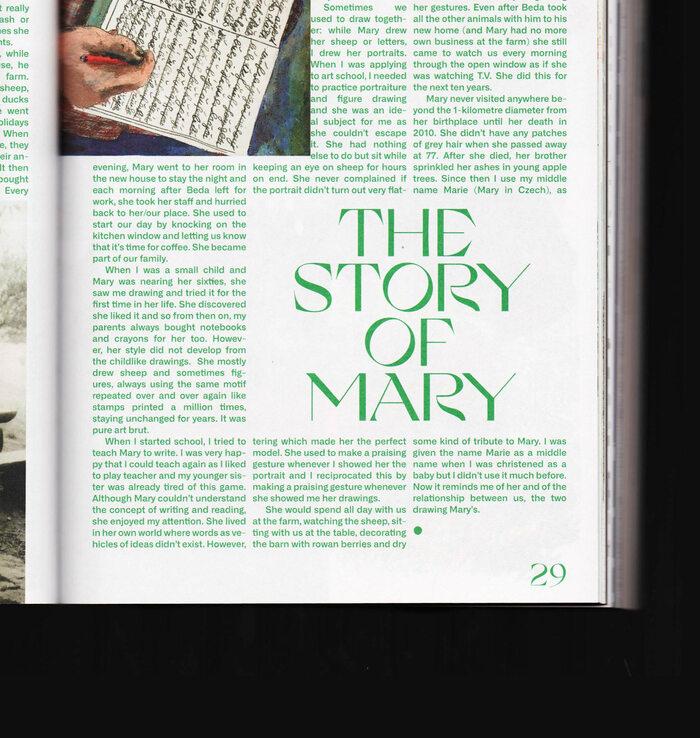 "Fukt magazine 19, ""The Storylines Issue"", Dec 2020 6"