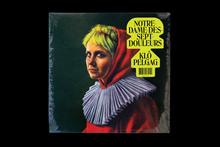 Klô Pelgag — <cite>Notre-Dame-Des-Sept-Douleurs</cite> album art