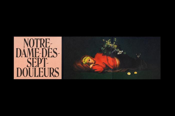 Klô Pelgag — Notre-Dame-Des-Sept-Douleurs album art 6