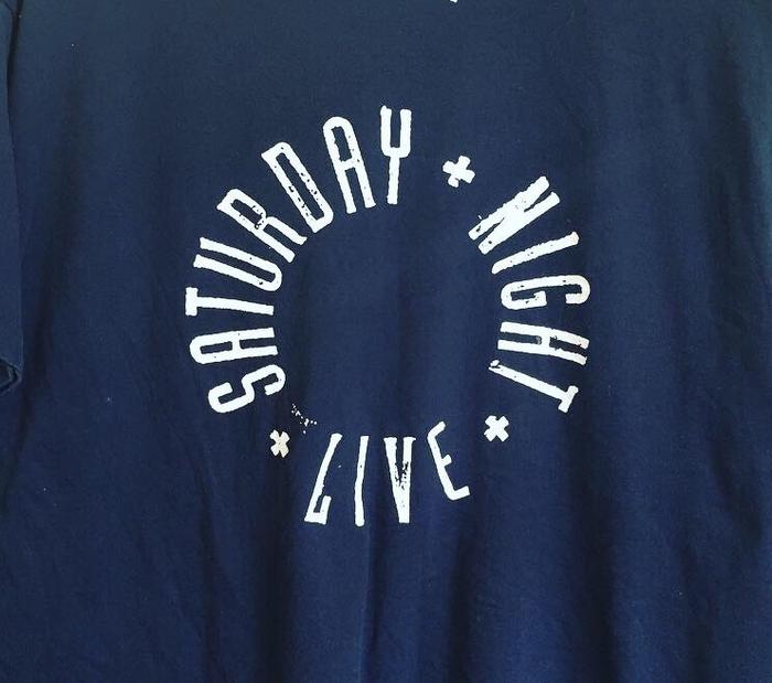 Saturday Night Live TV logo (1988–1995) 6