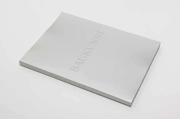 Baukunst monograph 1
