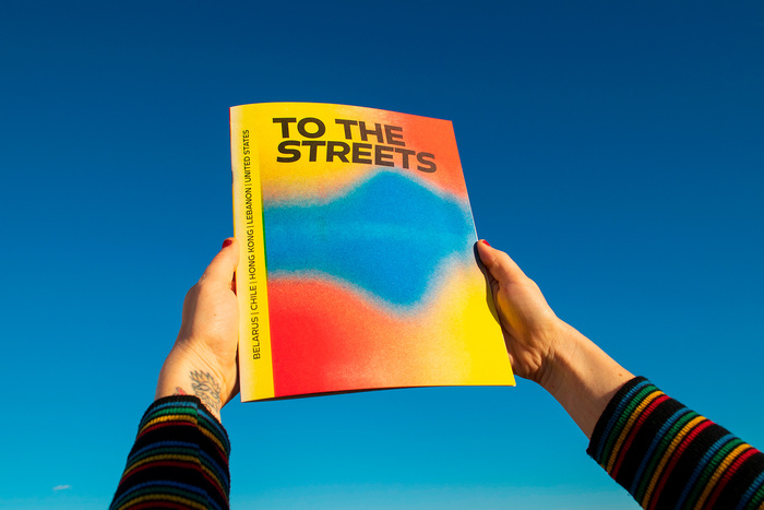 To The Streets zine 1