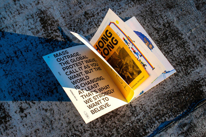 To The Streets zine 2