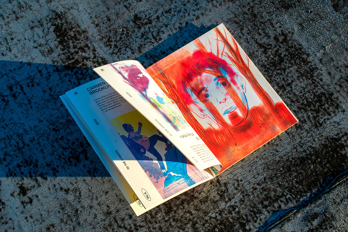 To The Streets zine 4