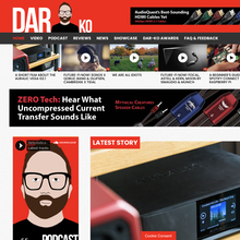 Darko audio website