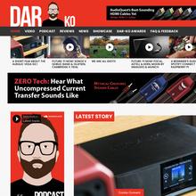 Darko audio website