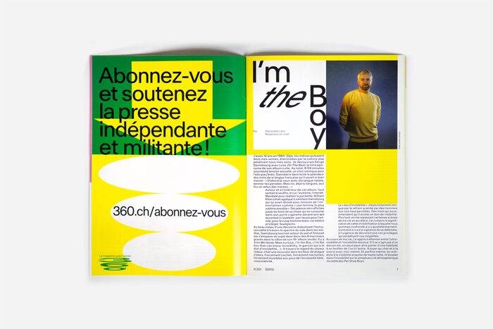 360° – The Swiss queer magazine 2