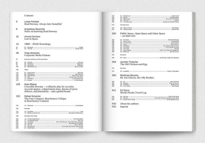 Brad Downey – Slapstick Formalism: Process, Project, Object 5