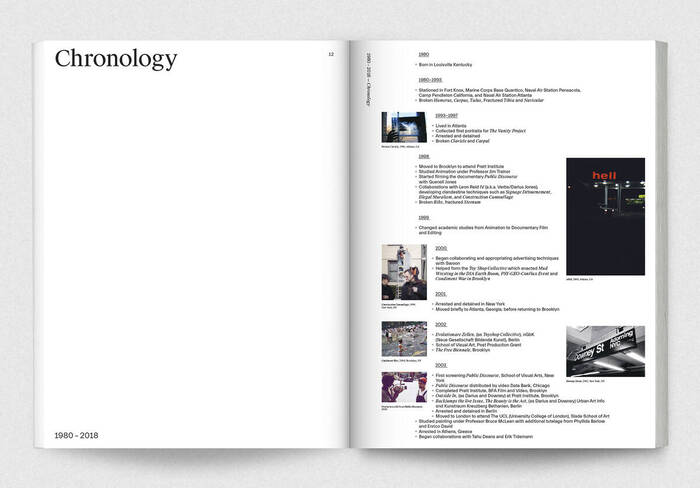 Brad Downey – Slapstick Formalism: Process, Project, Object 6
