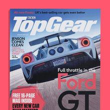 <cite>Top Gear</cite> magazine