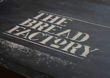 The Bread Factory brand identity