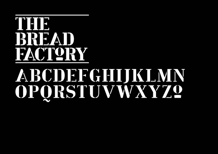 The Bread Factory brand identity 3