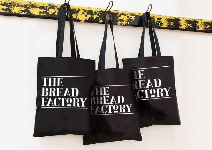 The Bread Factory brand identity 6
