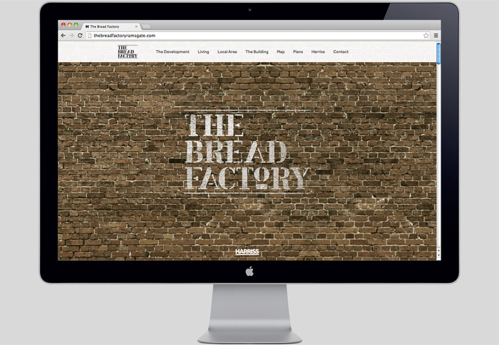 The Bread Factory brand identity 4