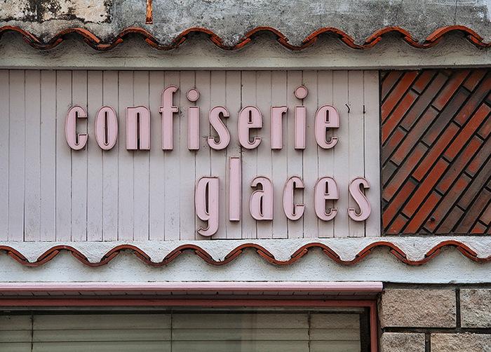 Confiserie Glaces