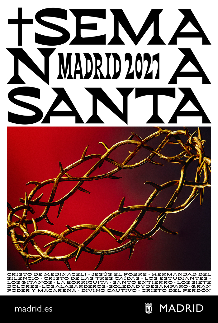 Semana Santa Madrid 2021 5