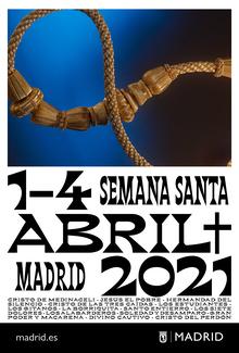 Semana Santa Madrid 2021