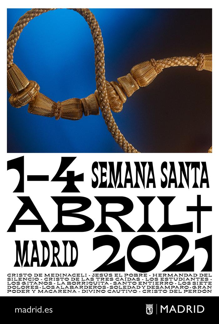 Semana Santa Madrid 2021 2