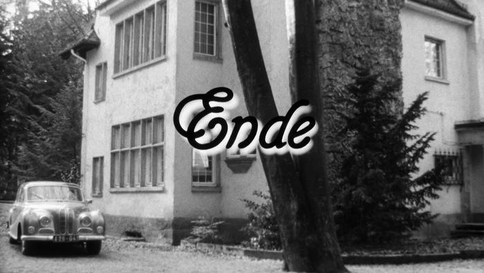 Die Sehnsucht der Veronika Voss (1982) title sequence 6