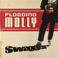 Flogging Molly – <cite>Swagger</cite> album art