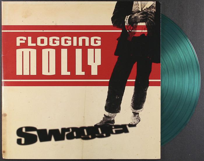 Flogging Molly – Swagger album art 1