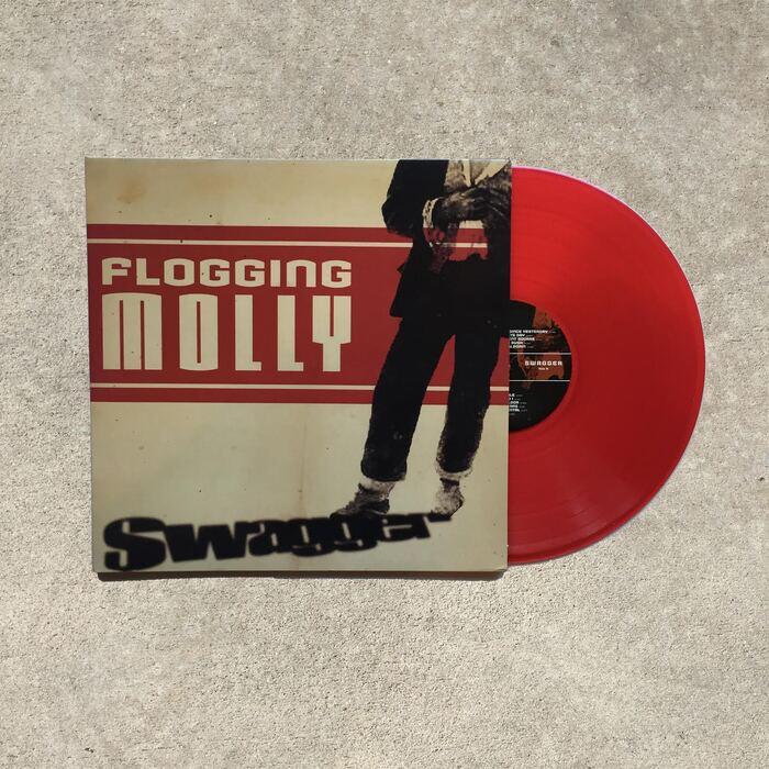 Flogging Molly – Swagger album art 2
