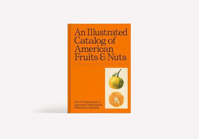 An Illustrated Catalog of American Fruits & Nuts 1