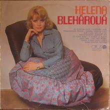 Helena Blehárová – <cite>Helena Blehárová</cite> album art