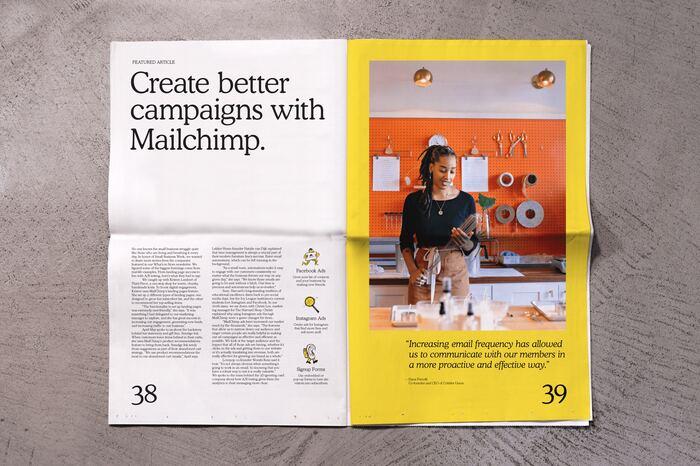 Mailchimp identity (2018 redesign) 9