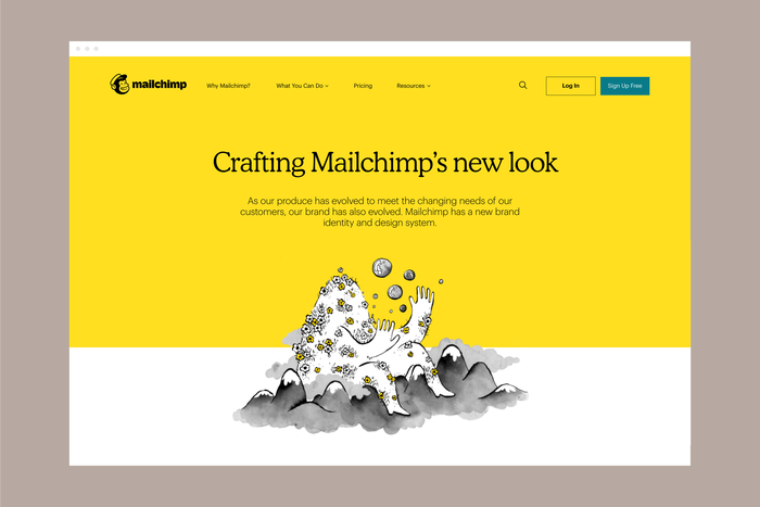 Mailchimp identity (2018 redesign) 2