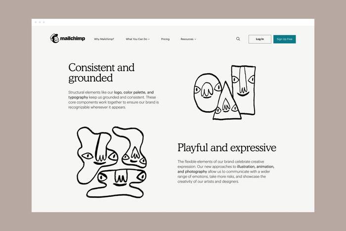 Mailchimp identity (2018 redesign) 5