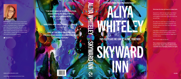 Skyward Inn by Aliya Whiteley 2