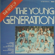 The Young Generation – <cite>The Best Of The Young Generation</cite> album art