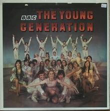 The Young Generation – <cite>The Young Generation</cite> album art